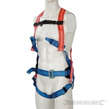 Fall Arrest & Restraint Harness 4-Point