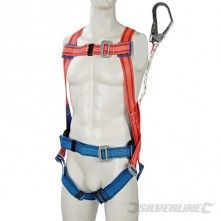 Restraint Kit Harness & Lanyard