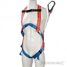 Fall Arrest Kit Harness & Shock Absorber