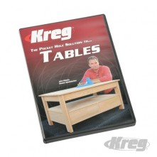 Kreg DIY DVDs Making Tables