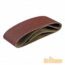Aluminium Oxide Sanding Belt 5pk TAS120G Sanding Belt 120G