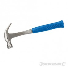 Solid Forged Claw Hammer 16oz (454g)