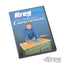 Kreg DIY DVDs Cabinet-Making