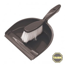 Dustpan & Brush Set Display Box Pack of 24