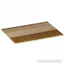 Galvanised Ring Nails 2500pk - 75 x 3.1mm