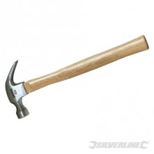 Hardwood Claw Hammer 8oz (227g)