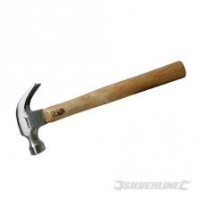 Hardwood Claw Hammer 16oz (454g)