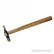 Hardwood Cross Pein Pin Hammer 4oz (113g)