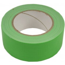 Green Gaffa (gaffer) Duct Cloth Adhesive Tape 50M