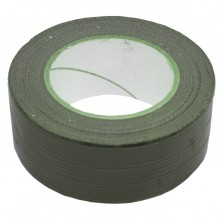 Olive Green Gaffa (gaffer) Duct Cloth Adhesive Tape 50M