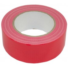 Red Gaffa (gaffer) Duct Cloth Adhesive Tape 50M