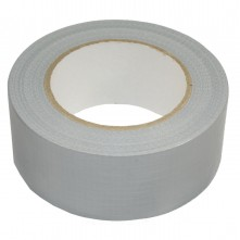 Silver Gaffa (gaffer) Duct Cloth Adhesive Tape 50M